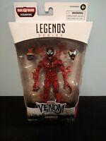 """Legends Series Marvel Venom Carnage BAF Venom pool 6"""" Action Figure"""