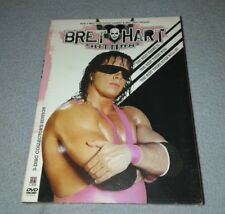 """WWE: Bret """"Hitman"""" Hart - The Best There DVD *RARE oop"""