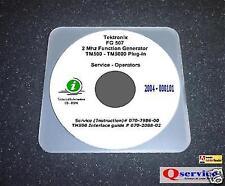Tektronix Tek Fg507 Fg 507 Fg 507 Svc Ops Manual