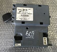 Holden Commodore Body Control Module BCM with a Keypad to suit  VT VX 015 LOW