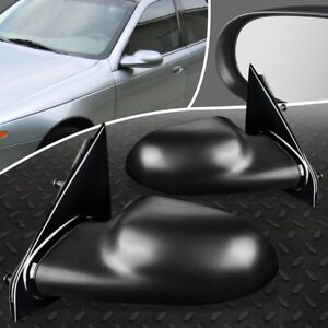 FOR 00-05 SATURN LW L L300 PAIR OE STYLE POWER ADJUSTMENT SIDE VIEW DOOR MIRROR