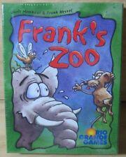 Frank´s Zoo - englische Ausgabe von ZOFF IM ZOO ## NEU ##