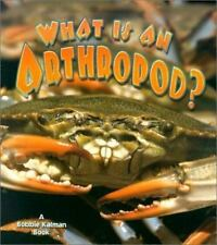 What Is an Arthropod? (Science of Living Things)-ExLibrary