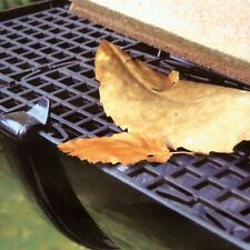 5m Gutter Mesh Roof Guttering Guard Cover To Stop Leaf & Debris Cloggs Blocks
