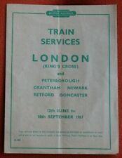 Public Timetables