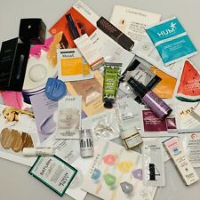 IPSY/BIRCHBOX/SEPHORA Lot 30+ Makeup Skin Care Travel/samples Tatcha Tilbury NEW
