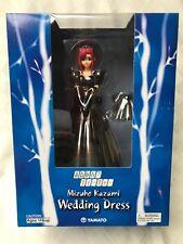 NEW SIF EX Please Teacher Mizuho Kazami Wedding Dress Black S-Mist USA SELLER