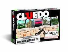 Brettspiel Cluedo