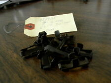 1953 1954 CHEVROLET BEL AIR PONTIAC DELUXE NOS FRONT DOOR LOWER  MOLDING CLIPS