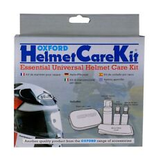 Reiniger Oxford Motorrad Helm Pflege Kit Anti Nebel Visier Reinigen Sprühen Set