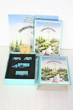 Schuco PICCOLO 1/87 -- Coffret publicitaire 1000 exemplaires KROMBACHER PILSENER