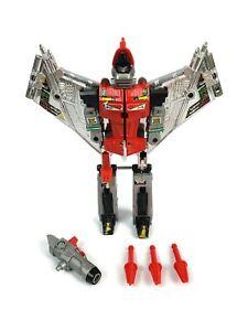 Vintage 1985 Transformers G1 Dinobot Swoop Action Figure Not Complete PARTS