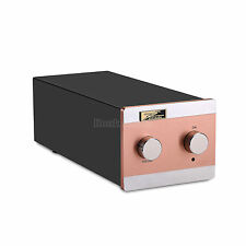 MM/MC RIAA Tube PHONO TURNTABLE preamplifier HIFI Phono Préamplificateur