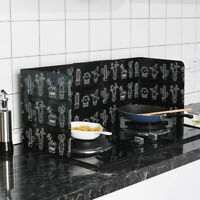 Kitchen Anti Splatter Shield Guard Cooking Frying Pan Oil Splash Screen Cover