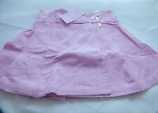 girls pink rap-around skirt - great for the beach- age 11 yrs - new without tags