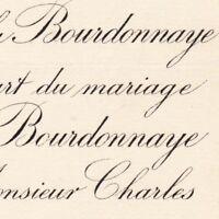 Renée Marie Emilie De La Bourdonnaye La Varenne 1887 Charles De Pommery