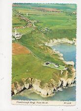 Flamborough Head From The Air 1975 Postcard 576a