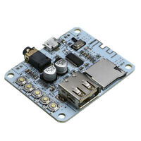 Audio Receiver Board w/ TF Card Voice Playback Module Wireless Stereo MP3 Music