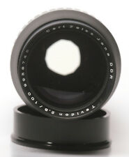 CARL ZEISS TEVIDON 100mm 2.8 lens C-mount M25 & M4/3 adapter *****NEW***** #0652