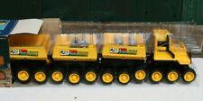 Rare Vintage 24 Wheel Drive Mountain Cruiser Yellow Toy Truck