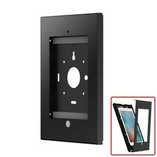 Black Protective Case Safe Secure Enclosure for all 9.7-inch Apple iPad Tablets