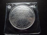 x10 Ten Commandments Coins Christian Confirmation Baptism John 3:16 God Jesus
