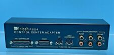 MCINTOSH R 624 CONTROL CENTER ADAPTER TO ADAPT CR7 CR8 TO C31V C35