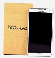 OPEN BOX- Samsung Galaxy Note 3 White N9005 (FACTORY UNLOCKED) 5.7'' FULL HD