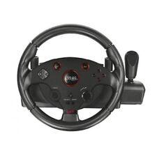 TRUST GXT 288 Racing Wheel Lenkrad mit Gummibeschichtung 270 Grad Lenkeinschlag
