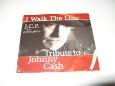 J.C.P. - I Walk the Line (Tribute to Johnny Cash, 2006) CD -DIGIPAK-NEW-FREEPOST