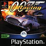007 RACING - James Bond (11+) 2001  Sony Playstation One Game