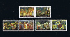 Cook Islands 2012 Christmas Stamp Issue