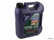 Liqui Moly 2024 Race Tech GT-1 10W-60 Synthetic Motor Oil 5 liters BMW M3 M5 M6