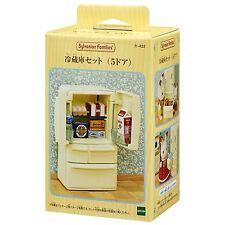 Sylvanian Families KA-422 Upgraded 5 Door Refrigerator Japan