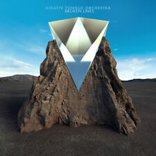 Giraffe Tongue Orchestra - Broken Lines [New CD] Digipack Packaging