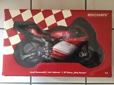 1:6 Minichamps Ducati Desmosedici Loris Capirossi Team Marlboro MEGA RARE NEW