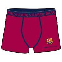 BOXER HOMBRE FC BARCELONA BARÇA MEN'S TRUNKS UNDERWEAR INTIMO UOMO Unterwäsche