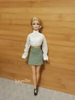 New office work fashion quality doll skirt for your Barbie (AU made)