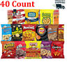Frito-Lay Ultimate Snack Care Package, Variety Assortment of Chips 40 Count