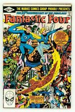 FANTASTIC FOUR #236, 237 AVG NM 9.4 20TH ANNIVERSARY 68 PAGES BYRNE COMICS 1981