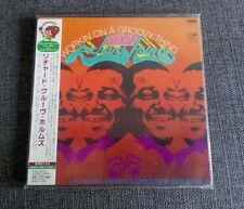 Richard 'Groove' Holmes Workin' on a Groovy Thing JAPAN MINI LP CD SEALED