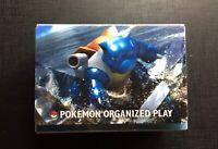 Pokemon Ex Crystal Guardians Prerelease Deck Box
