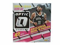 19/20 Donruss Optic Basketball Mega 3 BOX BREAK PYT Pelicans/Grizzlies Randomed