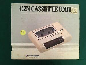 Commodore C2N Cassette Unit in Box