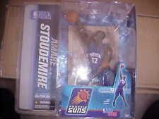 MCFARLANE NBA 9**AMARE STOUDEMIRE**PURPLE SUNS JERSEY