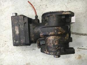 Cummins air compressor
