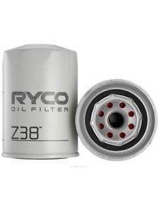 Ryco Oil Filter FOR MG MGB (Z38)