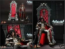 Hot Toys 1/6 The Pirate Captain Harlock & Mr. Pájaro Y Trono De Arcadia