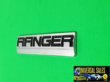 RANGER FORD TRUCK EMBLEM BADGE NAMEPLATE TAILGATE REAR 2005 - 2011 BRAND NEW