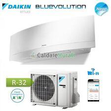 CONDIZIONATORE DAIKIN INVERTER EMURA WHITE WiFi FTXJ35MW R-32 Bluevolution 12000